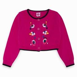 Giacchino in cotone Rosa Cat Abbigliamento