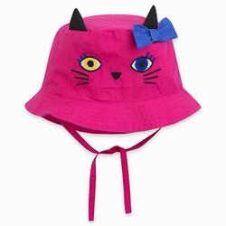 Cappello alla pescatora Rosa Cat Abbigliamento