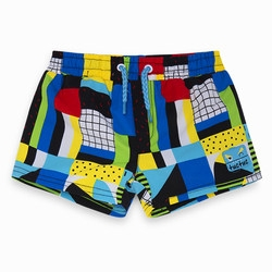 Costumino Boxer Bambini Funny Games Abbigliamento