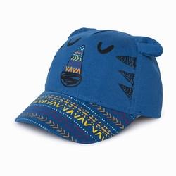 Cappello Con Visiera Azzurro Wild Side Abbigliamento