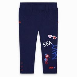 Leggings Jersey Blu Sea Riders Abbigliamento