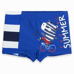 Costumino Parigambe Azzurro Sea Riders Abbigliamento