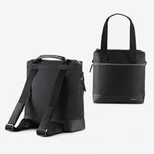 Borsa Back Bag Mystic Black Borse