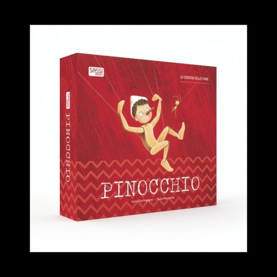 Lo Scrigno Delle Fiabe Pinocchio Libri