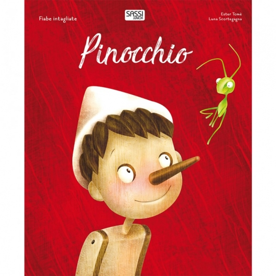 Pinocchio Fiabe Intagliate Libri