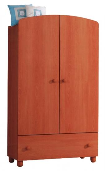 Eco armadio ciliegio Cameretta