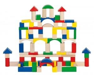 goki costruzioni 100 pezzi Giochi