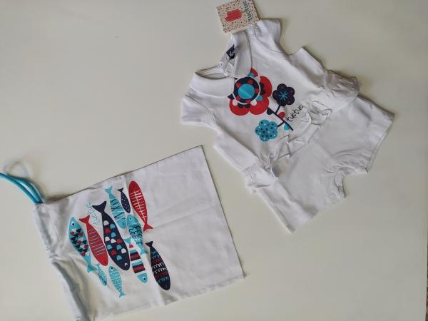 Taglie disponibili: 0/1 mese Abbigliamento