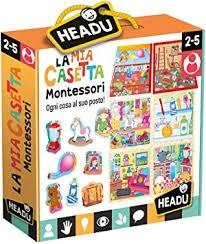 La Mia Casetta Montessori Giochi