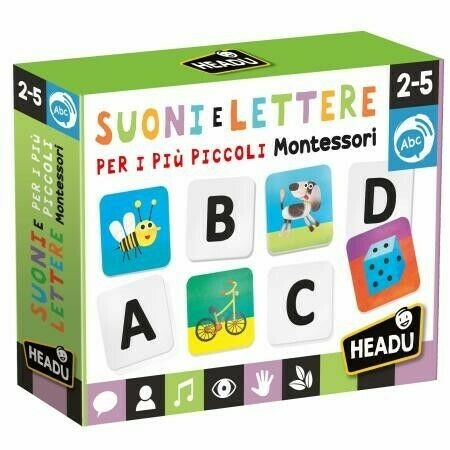 Suoni e Lettere per i più piccoli Giochi