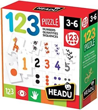123 Puzzle Giochi