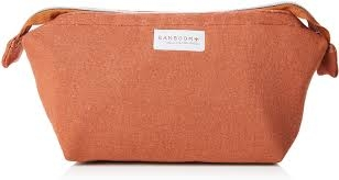 Beauty Store Bag Happy col. Rust Beauty
