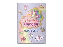 Lisciani Il Mondo Degli Unicorni Libri