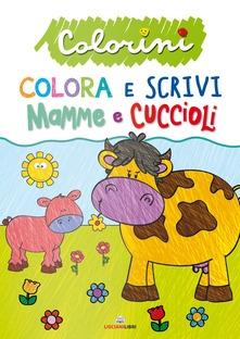 Lisciani Mamme e Cuccioli Libri