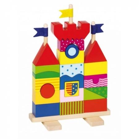 Goki Castello Impilabile Giochi