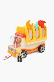 Top Bright Camion pieghevole panca da lavoro Giochi