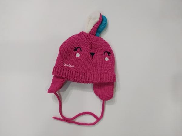Tuc Tuc Cappellino Bimba Chic Bunny Abbigliamento