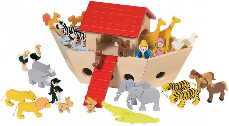 Goki L'arca di Noè Giochi