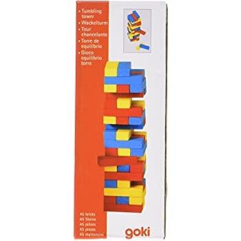 Goki Gioco Equilibrio Torre Giochi