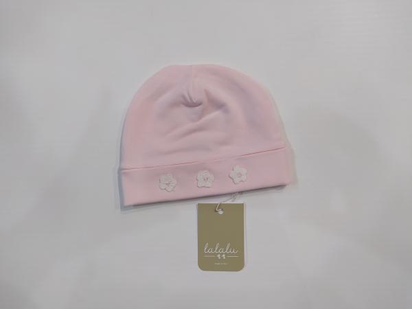Lalalù Cappellino Bimba Rosa Abbigliamento