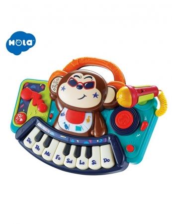 Hola Scimmietta DJ Giochi