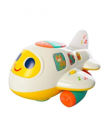 Hola Tommy l'aereo Musicale Giochi