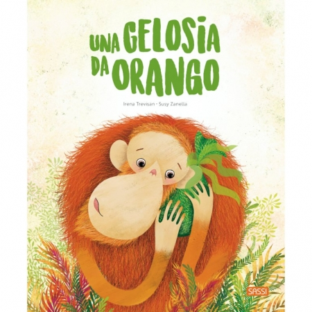 Sassi Una Gelosia da Orango Libri