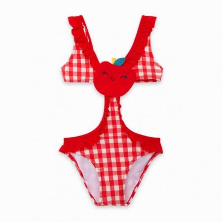 Tuc Tuc Trikini Rosso Abbigliamento