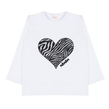 Nanan Maglietta Bimba Abbigliamento