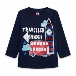 Tuc Tuc Maglietta Hello London Abbigliamento