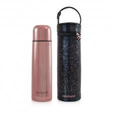 Deluxe Thermos Rose con borsa isotermica Thermos