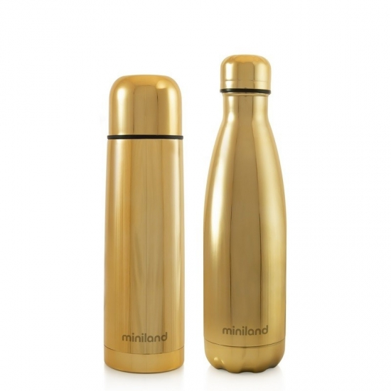 My Baby & me set Oro Thermos